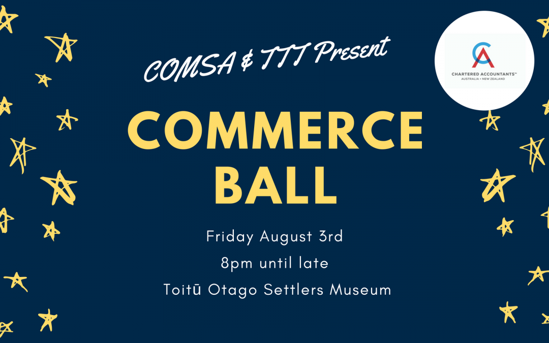 Commerce Ball 2018